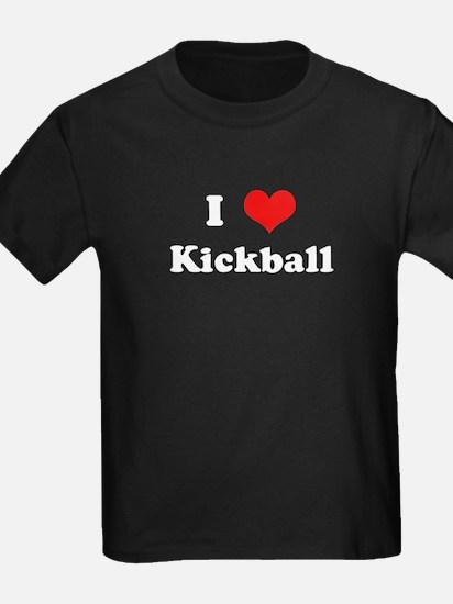 I Love Kickball T
