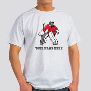 Custom Hockey Goalie T-Shirt