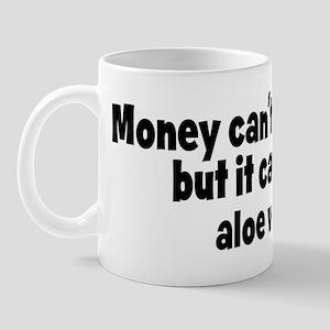 aloe vera (money) Mug