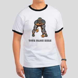Custom Defensive Lineman T-Shirt