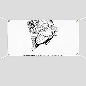 Custom Bass Banner