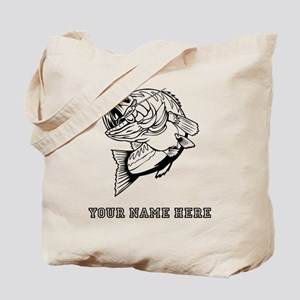 Custom Bass Tote Bag