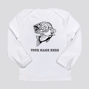 Custom Bass Long Sleeve T-Shirt