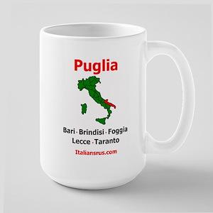 Puglia Large Mug