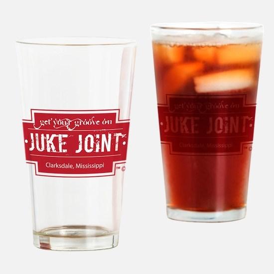 Clarksdale Juke Joint - Red Cross Design Drinking
