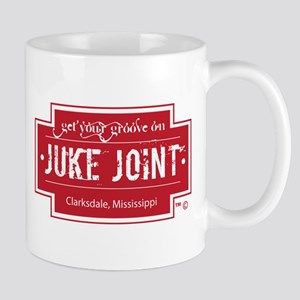 Clarksdale Juke Joint - Red Cross Design Mugs