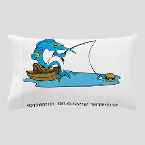 Custom Fishing For Humans Pillow Case