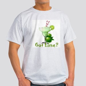Got Margaritas? Ash Grey T-Shirt