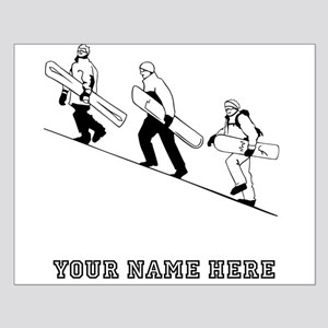 Custom Snowboarders Posters
