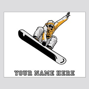 Custom Extreme Snowboarder Posters