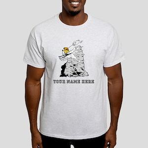 Custom Extreme Skier T-Shirt