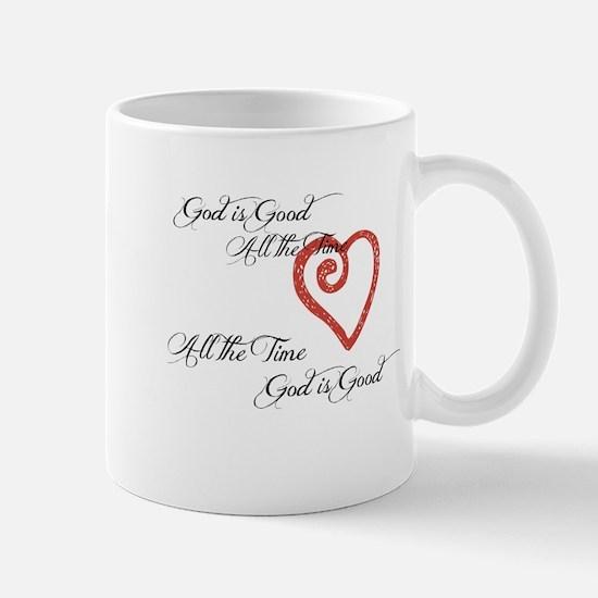 God is Good Mugs