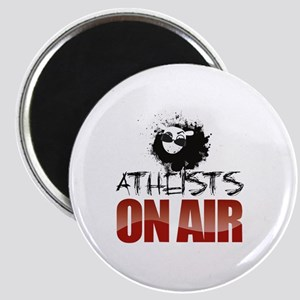 Atheists On Air Logo Magnet