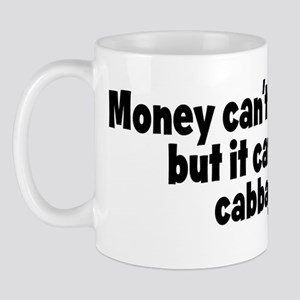 cabbage (money) Mug