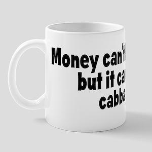 cabbage (money) Mug