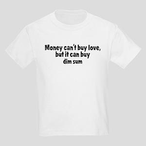 dim sum (money) Kids Light T-Shirt