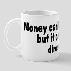dim sum (money) Mug