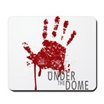 UNDER THE DOME Handprint Mousepad