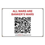 All Wars are Bankers wars QR Banner