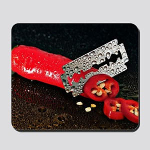 Peperoni Style Mousepad