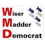 WMD Wiser Madder Democrat 16