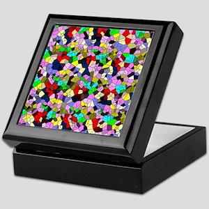 effect mosaic Keepsake Box