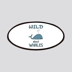 Wild About Whales Patches