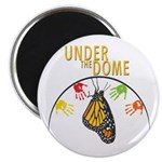 Under the DOME Four Hands Magnets