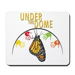 Under the DOME Four Hands Mousepad