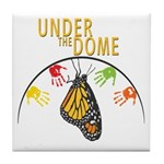 Under the DOME Four Hands Tile Coaster