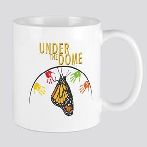 Under the DOME Four Hands Mugs