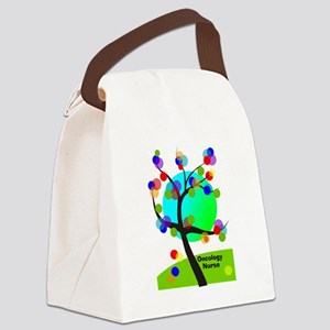 Oncology Nurse 6 Canvas Lunch Bag