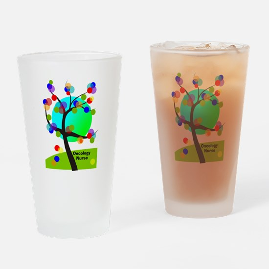 Oncology Nurse 6 Drinking Glass