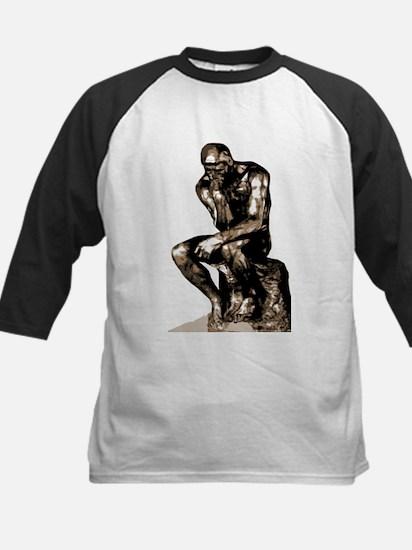 Rodin Thinker Remake Baseball Jersey