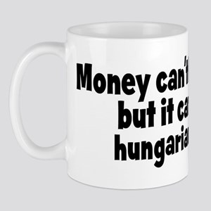 hungarian food (money) Mug