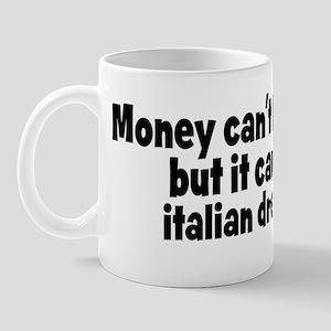 italian dressing (money) Mug