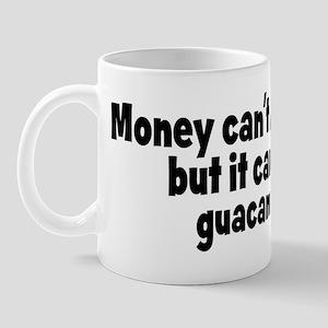 guacamole (money) Mug