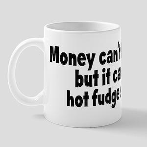 hot fudge sundae (money) Mug