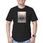 Mysterious Metallic Structure T-Shirt