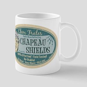 Clem Trales Chapeau Shields Mug