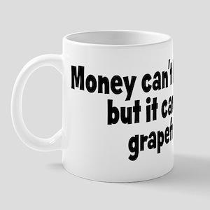 grapefruit (money) Mug