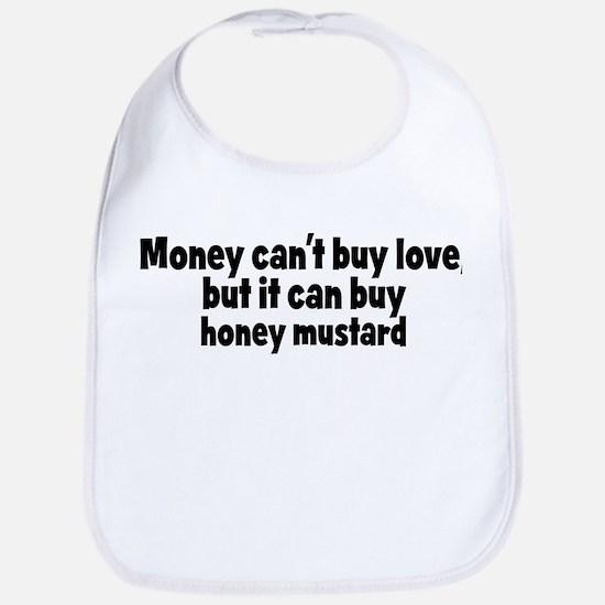 honey mustard (money) Bib