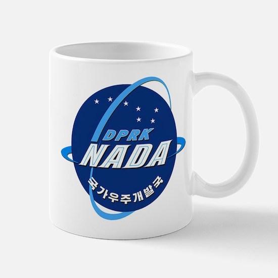 N Korea Space Agency Mug