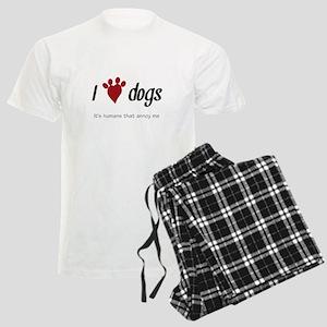 I Heart Dogs Pajamas