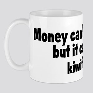 kiwifruit (money) Mug