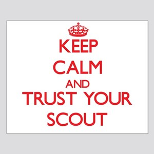 Keep Calm and trust your Scout Posters