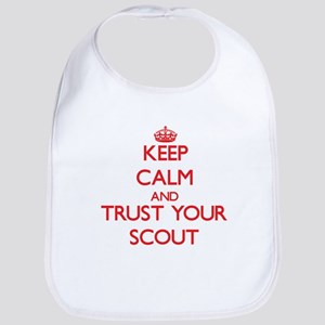 Keep Calm and trust your Scout Bib