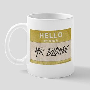 Reservoir Dogs Mr. Blonde Mug Mugs