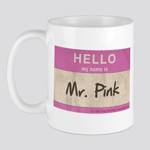Reservoir Dogs Mr. Pink Mug Mugs