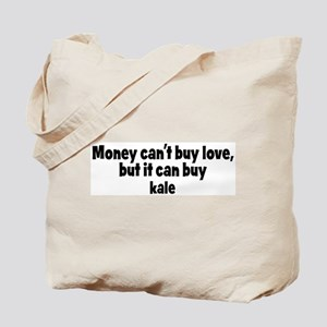 kale (money) Tote Bag